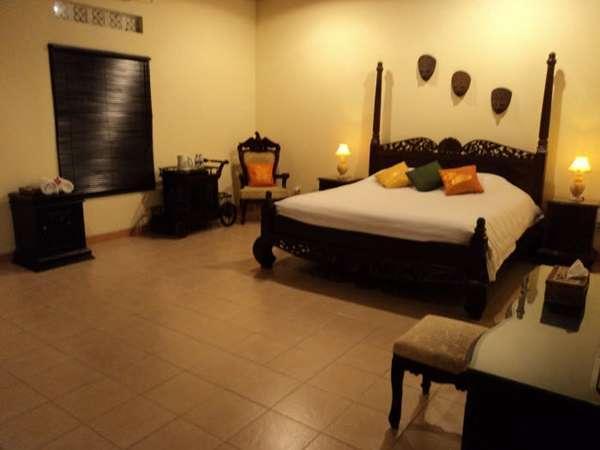 Alam Jogja Resort Yogyakarta - Kamar Deluxe
