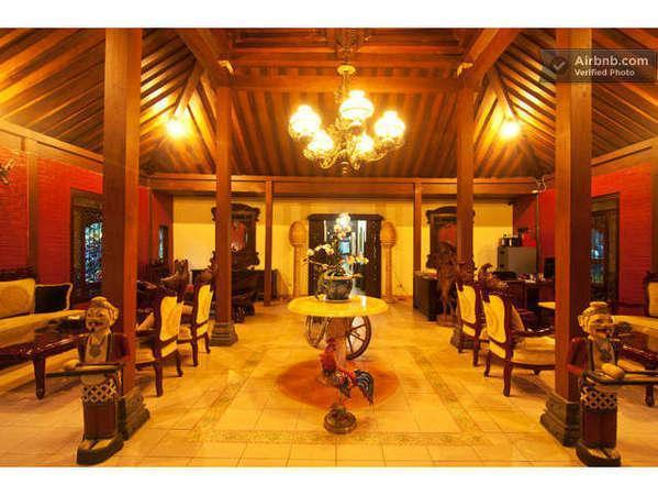 Alam Jogja Resort Yogyakarta - Loby