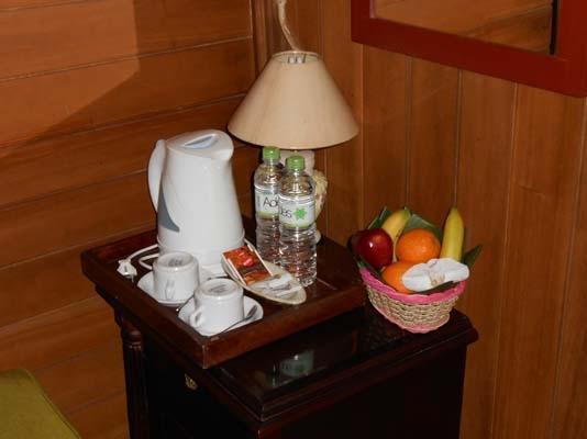 Alam Jogja Resort Yogyakarta - Jamuan Tamu -  Family Room