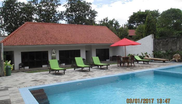 Alam Jogja Resort Yogyakarta - Kolam Renang