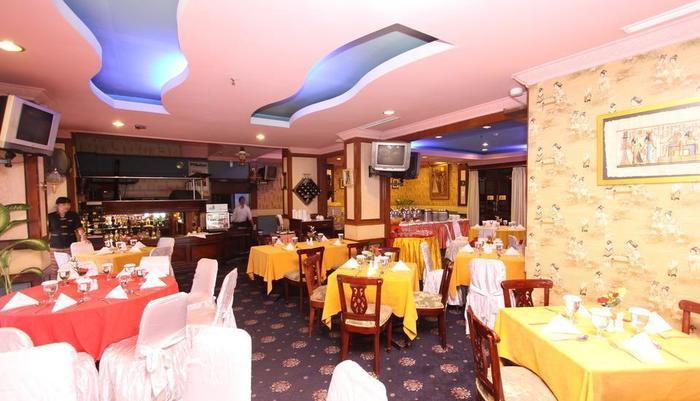 Hotel Antares Medan - Restoran