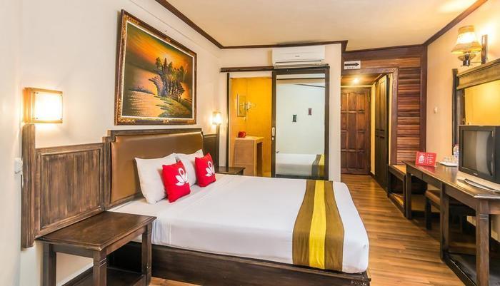 ZenRooms Kuta Flora Bali - Tempat Tidur Double