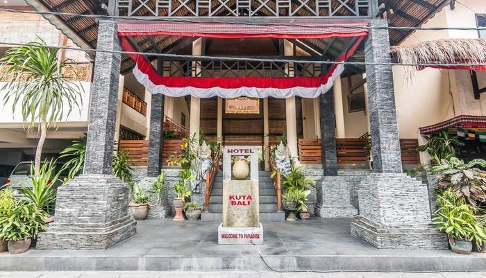ZenRooms Kuta Flora Bali - Tampak luar