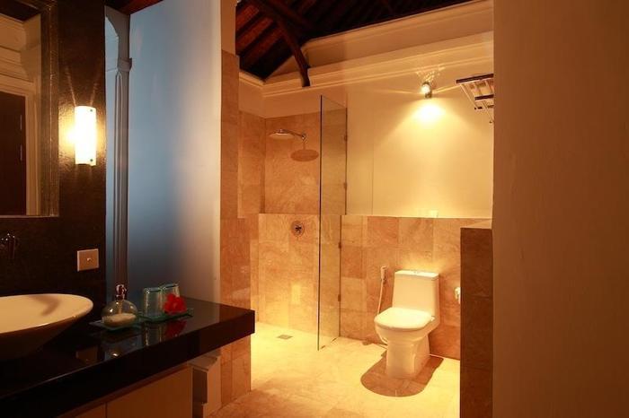 Taman Harum Cottages Bali - Suite Room - Kamar Mandi