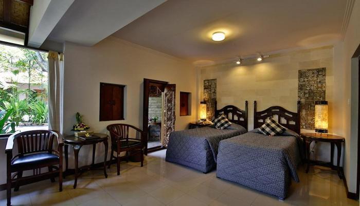 Taman Harum Cottages Bali - KAMAR STANDARD