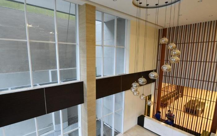 Atlantic City Hotel Bandung - Interior