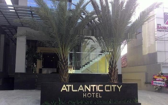Atlantic City Hotel Bandung - Eksterior