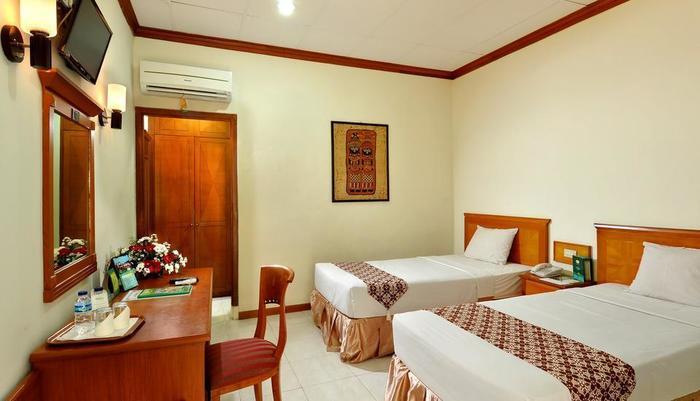 Hotel Dana Solo Solo - kamar standard
