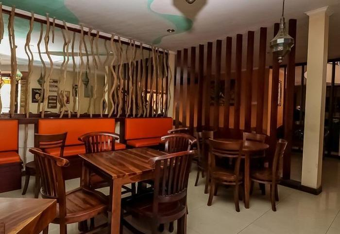 NIDA Rooms World Peace Gong Sanur - Restoran