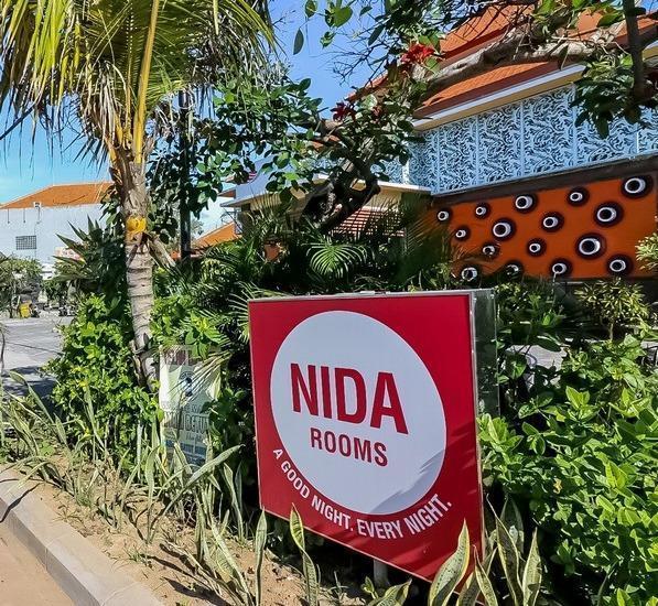 NIDA Rooms World Peace Gong Sanur - Penampilan