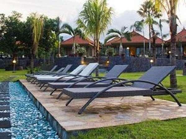Ocean View Tulamben Bali - Kolam Renang