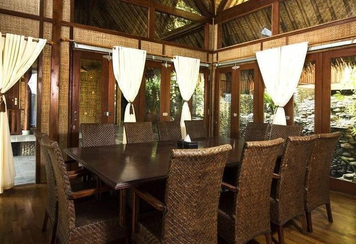 Kampung Sampireun   - Restaurant