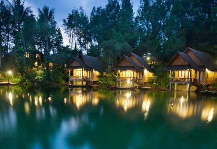 Kampung Sampireun   - Resort View
