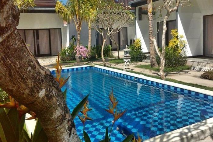 Palm Garden Bali Hotel Bali - Kolam Renang