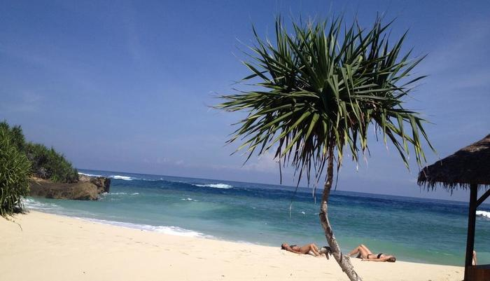 Dream Beach Kubu Lembongan - Dream Beach hanya 100m dari Dream Beach Kubu