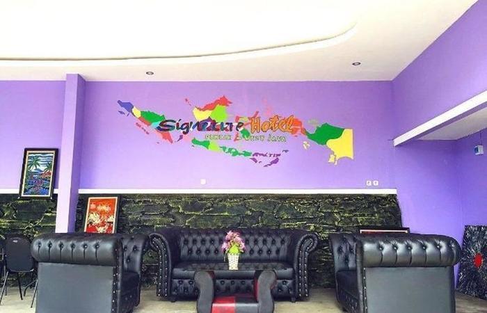 Signature Hotel Mandala Kencana Cianjur - Lobi
