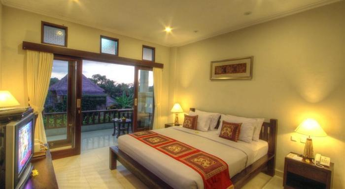 Inata Monkey Forest Bali - Ruang Tamu
