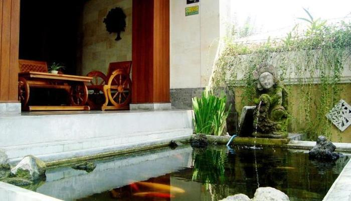 Inata Monkey Forest Bali - Teras