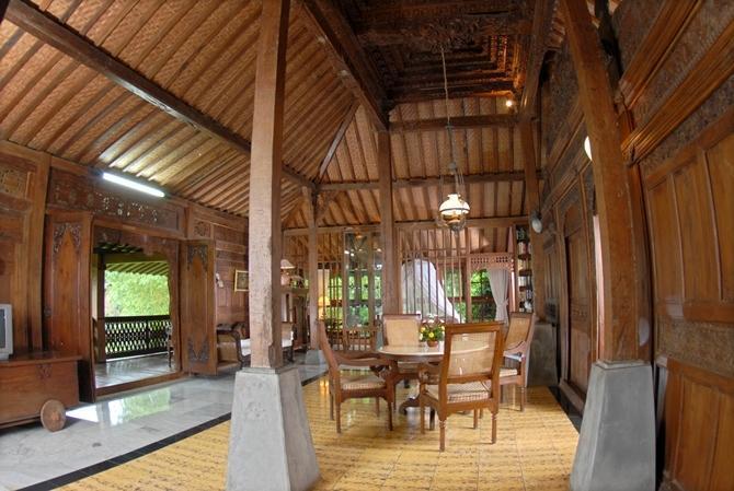 Hills Joglo Villa Semarang - Villa Joglo 4