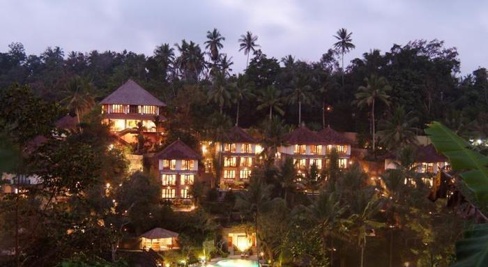 Anahata Villas & Spa Resort Bali - Eksterior