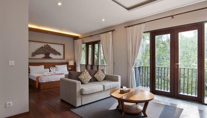 Anahata Villas & Spa Resort Bali - One Bedroom Balcony View