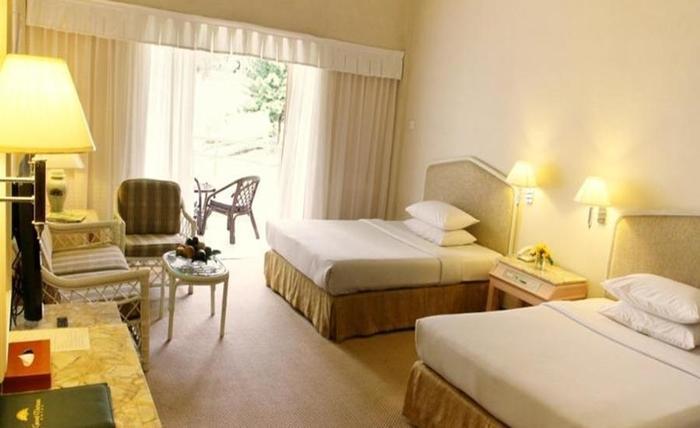 Grand Mutiara Hotel Berastagi Berastagi - Kamar tamu