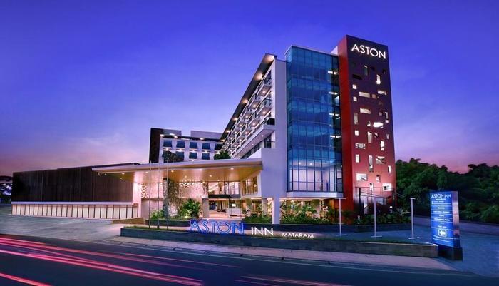 Aston Inn Mataram - Exterior