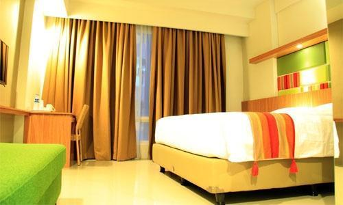 Kyriad Hotel Airport Jakarta - Kamar