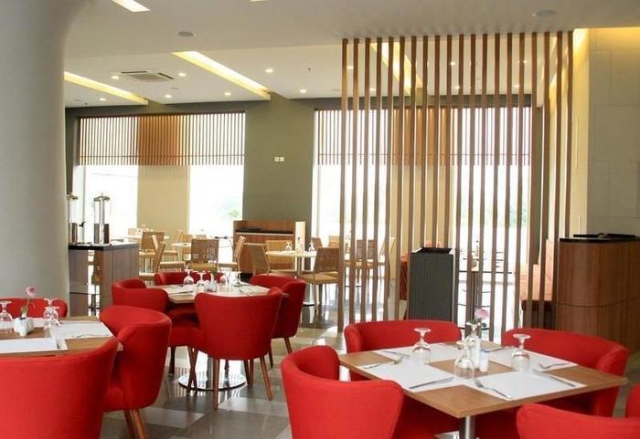 Kyriad Hotel Airport Jakarta - Restoran