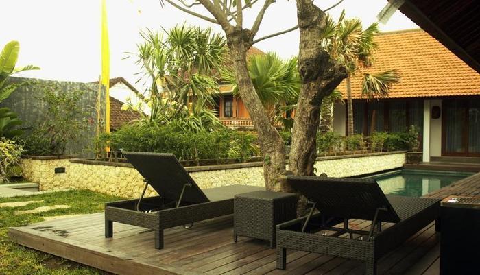Kubu Taulan Villa Bali - Exterior