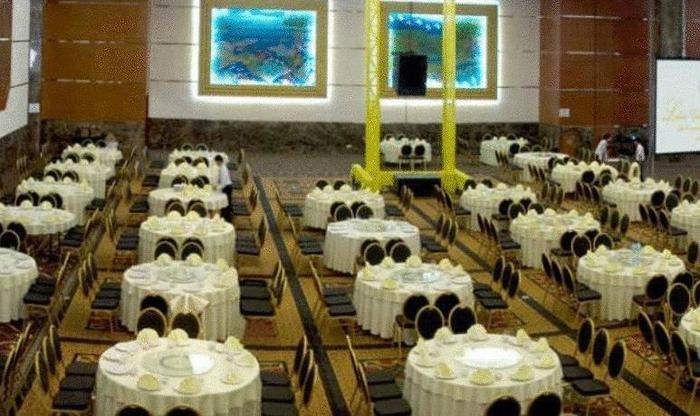 Labersa Grand Hotel Pekanbaru - Ruang Rapat