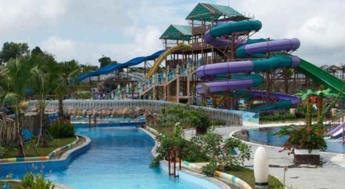 Labersa Grand Hotel Pekanbaru - Taman Bermain