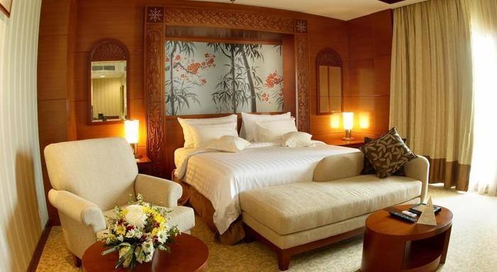 Labersa Grand Hotel Pekanbaru - Semua kamar/2014