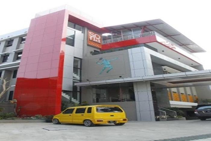 Sofia House Dago - Hotel Building