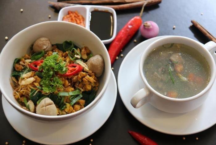 Sofia House Dago - Meals