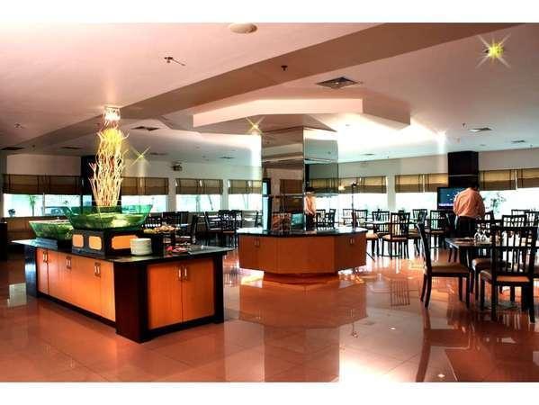 Grand Inna Daira Palembang - Restoran