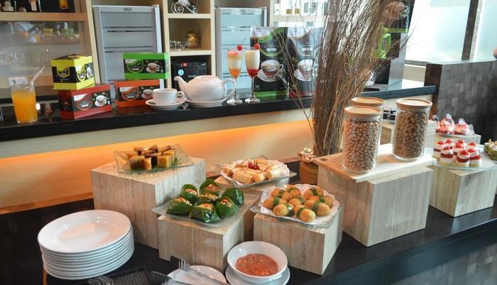 Grand Inna Daira Palembang - Restaurant