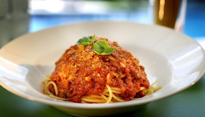 favehotel Umalas Bali - favehotel Umalas_Spaghetti Bolognese