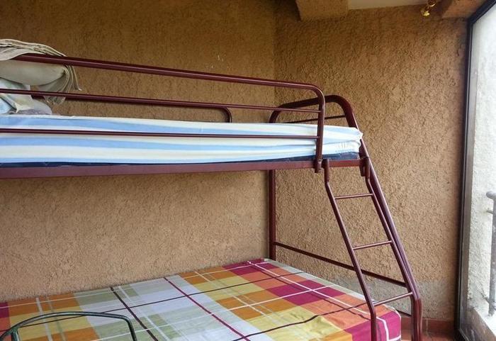 Private Apartemen @ Marbella Anyer Serang - Kamar tamu