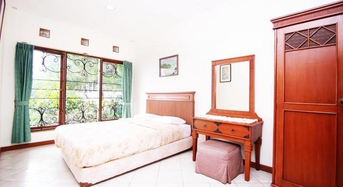 De Maya Cottage Bandung - Kamar tamu