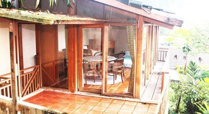 De Maya Cottage Bandung - Balkon