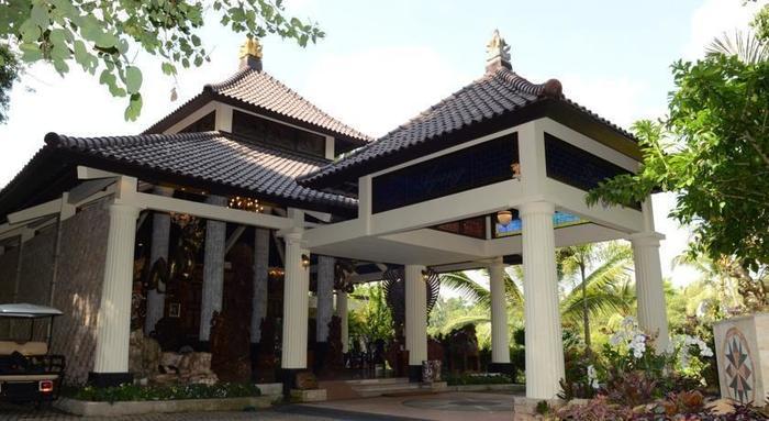 Ayung Resort Ubud - Tampilan Luar