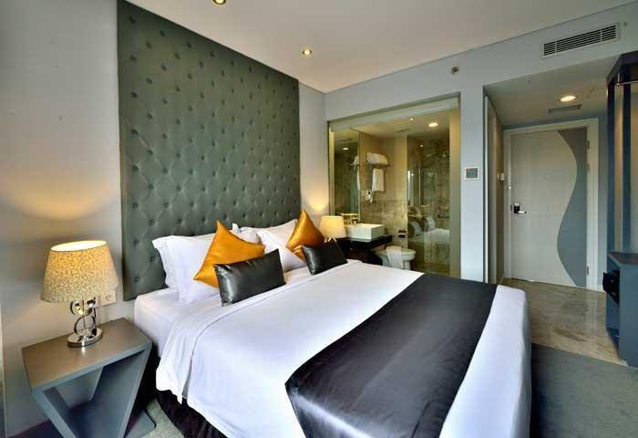 Serela Cihampelas Hotel Bandung - Tempat Tidur Double