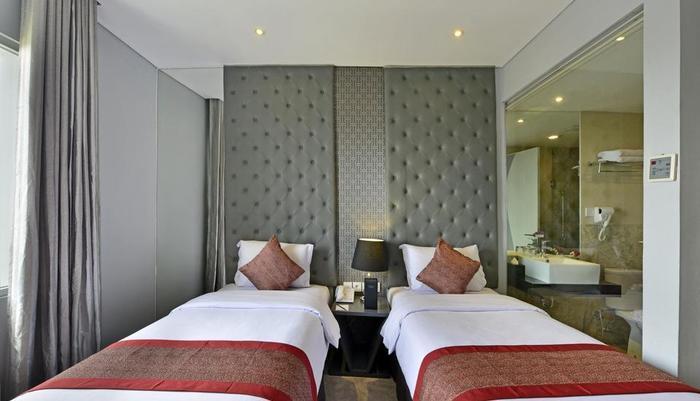 Serela Cihampelas Hotel Bandung - Twin Bed