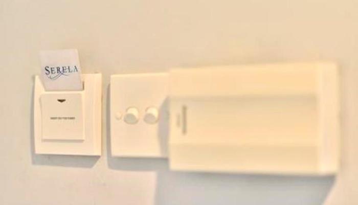Serela Cihampelas Hotel Bandung - Switch Lamp