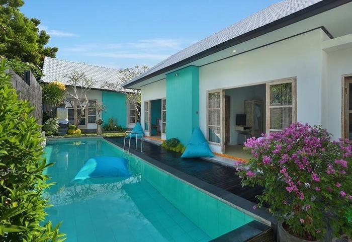 Akasa Villa Tulamben Bali - View