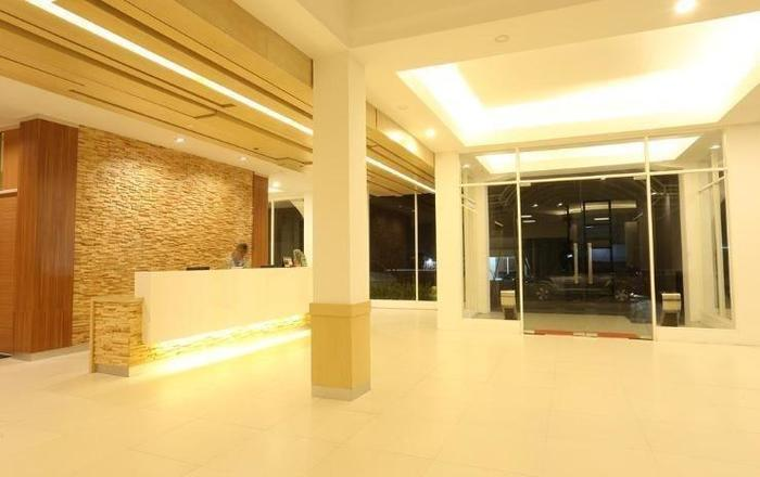FOVERE Hotel Palangkaraya - Interior