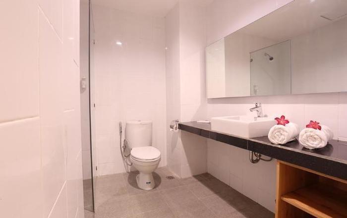 FOVERE Hotel Palangkaraya - Kamar mandi