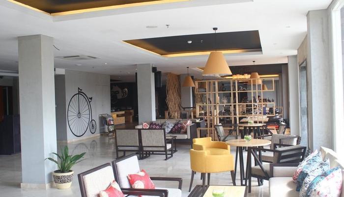 Golden Tulip Denpasar - Lobby