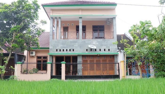 Simply Homy Guest House UTY Jalan Kabupaten Yogyakarta - Exterior